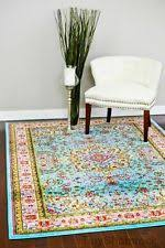 cottage floral area rugs ebay