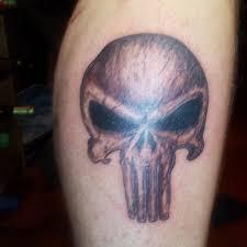 punisher tattoo punisher tattooconnection skulltattoo u2026 flickr
