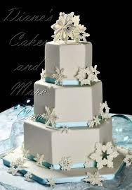 wedding cake designs hexagon wedding cake gallery