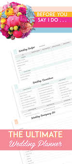 the ultimate wedding planner the ultimate wedding planner wedding planners planners and