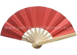 held paper fans bamboo paper fans on sales quality bamboo paper fans supplier