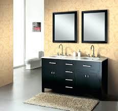all wood vanity for bathroomsolid wood double bathroom vanity dark