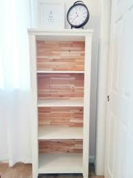 easy u0026 inexpensive bookcase makeover youtube