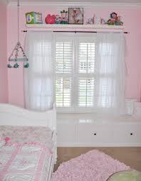 Shabby Chic Nursery Curtains by Cosette U0026 Delilah U0027s Shared Girls Room Project Nursery