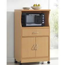 kitchen cabinet with wheels beech wood microwave cart kitchen cabinet with wheels and storage