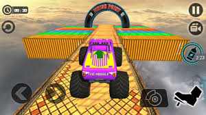 monster truck racing games crazy monster truck legends 3d 3