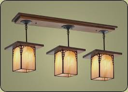 Craftsman Led Lig Lighting Craftsman Style Light Fixtures Hwc Lighting Ideas