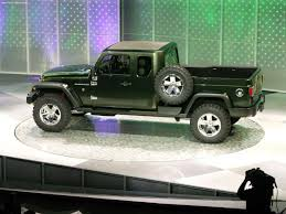 concept jeep truck jeep u0027s pickup revival is still pretty far away ultimate car blog