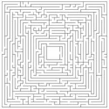 printable hard maze games maze for 4th grade worksheets for all download and share