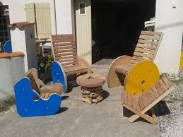 Recycled Patio Furniture Recycled Outdoor Furniture Out Of Pallets Pallet Ideas Recycled