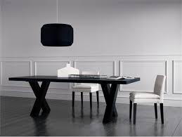 Black Dining Table Andrea By Casamilano