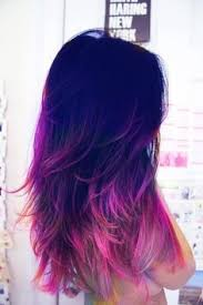 weave hairstyles with purple tips new purple dyed hair tips pictures best glaze implants yummy hair