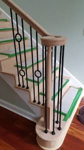 Refinish Banister Hardwood Floor Wholesale Installers Stair Contractor Nj New