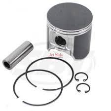 kawasaki oem 13001 3725 replacement piston u0026 ring set 750 big pin