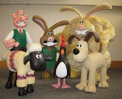 wallace gromit characters google polyclay