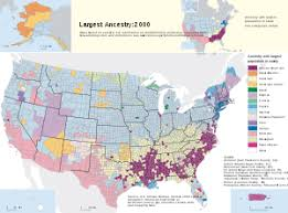 anerica map race and ethnicity in the united states