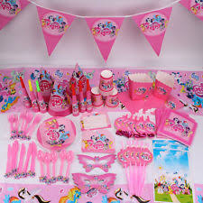 my pony party ideas my pony party supplies ebay