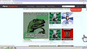 Cara Bikin Meme - 10 cara membuat meme lucu online asher online com