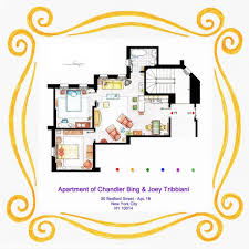 seinfeld apartment floor plan apartments jerry seinfeld apartment fl 9 famous floorplans from