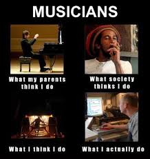 Musician Memes - how to become a musician in 2017 hashtag scope