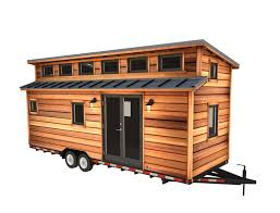 house framing plans the cider box modern tiny house plans for your home on wheels