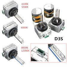 2 x 35w hid xenon replacement headlight light bulb d1s d1c d1r d2r