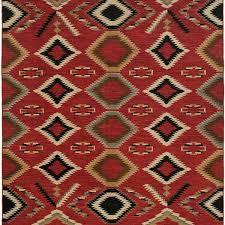 Rustic Rug Rustic Rug Western Rug Lodge Rug Handwoven Soumak Rug