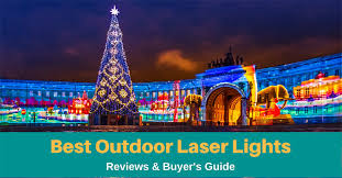 outdoor christmas laser lights best outdoor laser lights to bring in the christmas spirit this 2018