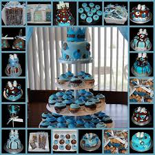 67 best blue and brown baby shower images on pinterest shower