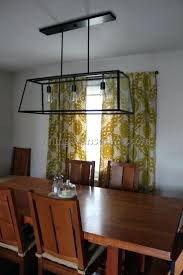 100 unique dining rooms over dining table lighting dining