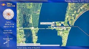 Port Canaveral Florida Map by Trip Log Day 1 3 Night Bahamian Cruise On Disney Wonder U2013 Port