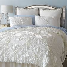 Nicole Miller Duvet 90x98 Duvet Cover Ruched Covers King Size Nordstrom Bedding Also