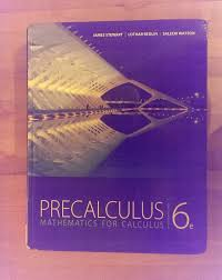 buy precalculus mathematics for calculus high edition