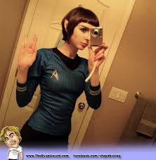 Spock Halloween Costume Ryan Award Funny Pictures Funny Videos Star Trek