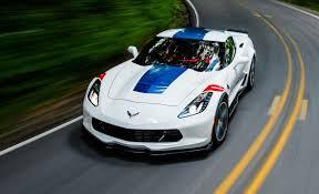 corvette test 2017 chevrolet corvette grand sport manual test review car and