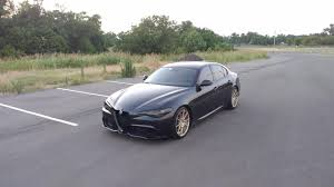 super lowered cars eibach lowering springs for non active suspension alfa romeo