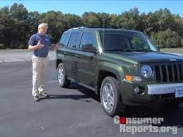reliability of jeep patriot 2008 2010 jeep patriot review consumer reports
