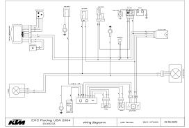 2011 ktm 300 wiring diagram 2011 wiring diagrams instruction