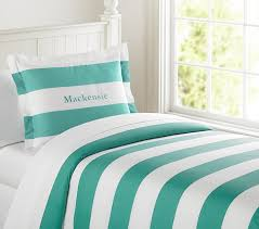 Duvet Vs Duvet Cover Rugby Stripe Duvet Cover Pottery Barn Kids