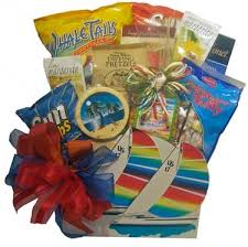 gift baskets san diego themed gift baskets