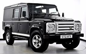 used land rover defender 2012 land rover defender 110 td xs utility wagon
