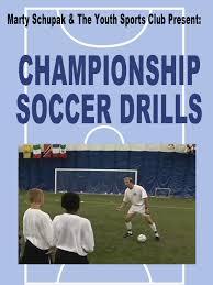 amazon com championship soccer drills marty schupak amazon