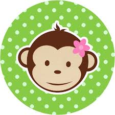 Mod Baby Shower by Monkeys Free Printable Mini Kit U2026 Pinteres U2026