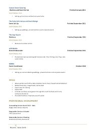 refrences on resume resume set up cv resume template examples