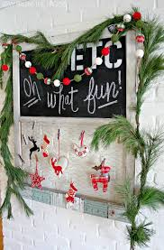 the 57 best images about room by room holiday winter decor on