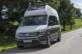 volkswagen california price volkswagen california goes xxl with crafter camper van honest john