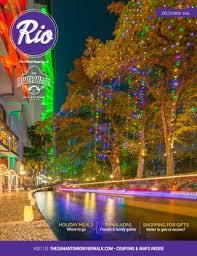 retama park christmas lights rio magazine december 2016 by traveling blender issuu