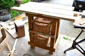 a yardstick pallet wood night stand funky junk interiorsfunky