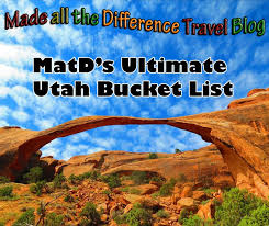 Utah travel list images Utah archives made all the difference travel blog jpg