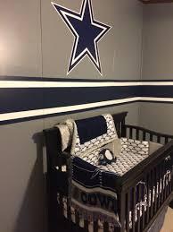 Bratt Decor Crib Craigslist by Dallas Cowboys Nursery Baby Dallas Pinterest All About Crib